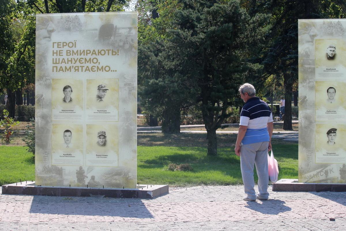 35 никопольчан погибли в зоне АТО