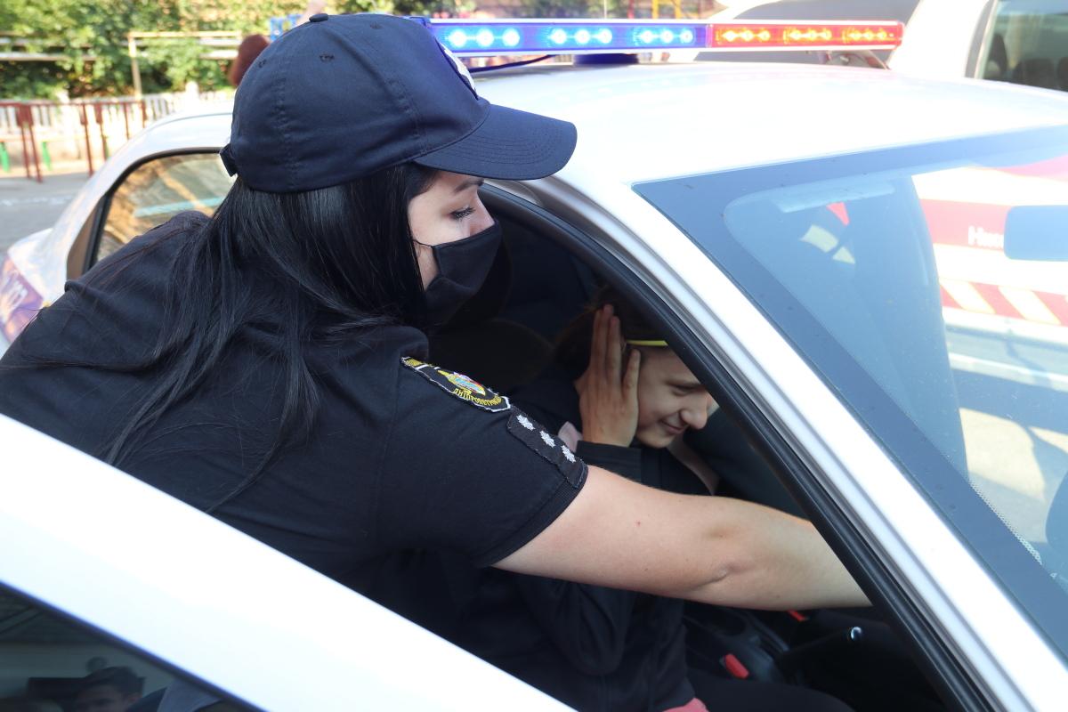 Полицейские рассказали об основных правилах безопасности